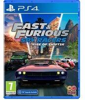 Fast and Furious (Szybcy i Wściekli) Spy Racers: Rise of Sh1ft3r (PS4) - Pełna polska wersja językowa