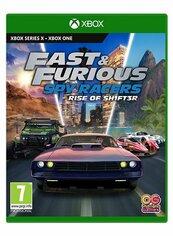 Fast and Furious (Szybcy i Wściekli) Spy Racers: Rise of Sh1ft3r (XOne / XSX) - Pełna polska wersja językowa