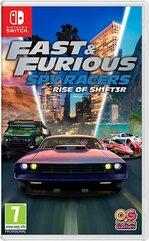 Fast and Furious (Szybcy i Wściekli) Spy Racers: Rise of Sh1ft3r (Switch) - Pełna polska wersja językowa