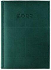 Kalendarz 2022 Dzienny A5 Vivella Zielony 21D-05