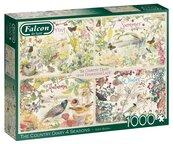 Puzzle 1000 Falcon Cztery pory roku G3
