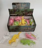 Gniotek Dinozaur 543898 p20 mix Cena za 1szt