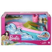 Barbie Motorówka GRG29 MATTEL