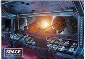 Koperta A5 na napę z nadrukiem PP Space