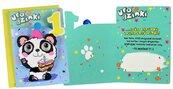 Karnet B6 DK-787 Roczek panda
