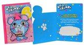 Karnet B6 DK-796 Urodziny 6 myszka