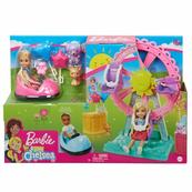 Barbie Lalka Chelsea Wesołe Miasteczko zestaw GHV82 p3 MATTEL