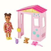 Barbie Skipper Zabawa w domku GRP15 FXG94 MATTEL