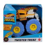 Hot Wheels Monster Trucks Pojazd TWISTED TREDZ mix GVK37 p4 MATTEL