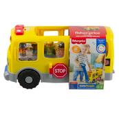 Fisher-Price Little People. Wielki Autobus Odkrywcy GTL65 p2 MATTEL