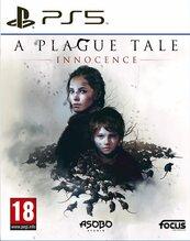 Plague Tale Innocence (PS5)