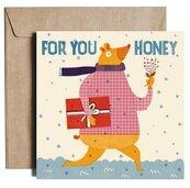 Karnet kw For You, Honey BD11