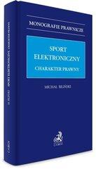 Sport elektroniczny. Charakter prawny
