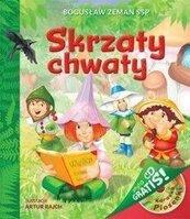 Skrzaty Chwaty + płyta CD