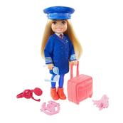 Barbie Lalka Chelsea Kariera Pilotka GTN90 GTN86 MATTEL