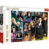 Puzzle 1500el Świat czarodziejów. Harry Potter 10668 Trefl