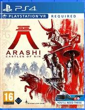 Arashi Castle of Sin (PS4 VR)