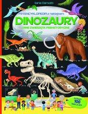 Mini encyklopedia z naklejkami. Dinozaury i inne..