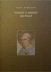 Tomasz z Akwinu jako filozof