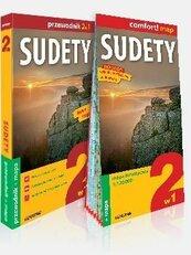 Explore! guide Sudety 2w1 Przewodnik+mapa w.2021