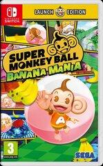 Super Monkey Ball Banana Mania Launch Edition (Switch)