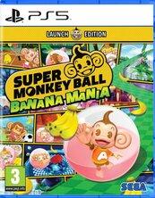 Super Monkey Ball Banana Mania Launch Edition (PS5)
