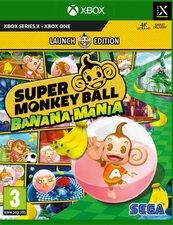 Super Monkey Ball Banana Mania Launch Edition (XOne/XSX)