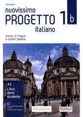 Nuovissimo Progetto Italiano 1B Podręcznik