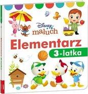 Disney Maulch. Elementarz 3-latka
