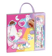 Zestaw piśmienniczy z magnesami, 30x31cm Sweet Dreams KL10870 Kids Euroswan