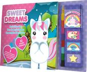 Zestaw kreatywny z pieczątkami Sweet Dreams KL10879 Kids Euroswan