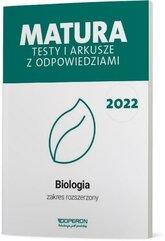 Matura 2022 Biologia Testy i arkusze ZR OPERON