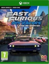 Fast & Furious Spy Racers: Rise of Sh1ft3r (XOne/XSX) polski dubbing!