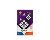 Kostka Rubika 3x3 + breloczek kostka 6062800 p6 Spin Master
