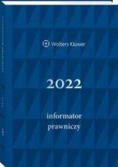 Informator Prawniczy 2022 Granatowy A5