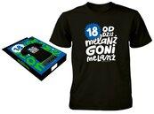Koszulka dla Niego-18 L