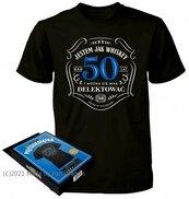 Koszulka dla Niego-50 L