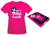 Koszulka dla Niej-18 M