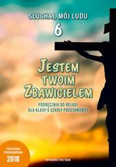 Jestem Twoim Zbawicielem 6 Podręcznik do religii