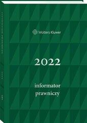 Informator Prawniczy 2022 zielony