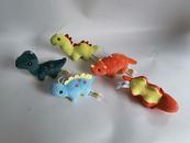 Zwierzątko brelok pluszowy Dinozaur 548640 mix Cena za 1szt