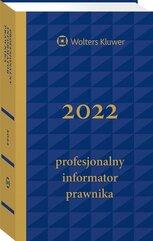 Profesjonalny Informator Prawnika 2022 A5 granat
