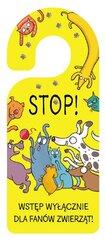 Zawieszka na klamkę Stop