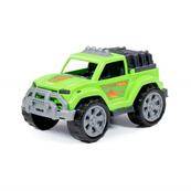 """Polesie 89083 Samochód """"Legion"""" Nr4 zielony w pudełku"""