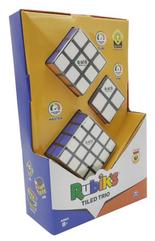 Kostka Rubika Tiled Trio pack 6062799 p6 Spin Master