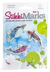 StikkiMarks Koi Fish Zakładki Ryby Koi znaczniki