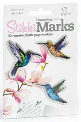 StikkiMarks Hummingbirds Zakładki Kolibry