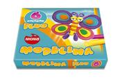 Modelina 6kol.fluo MONA p10, cena za 1szt.