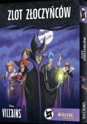 Disney Villains: Zlot złoczyńców (gra karciana)