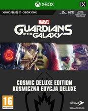 Marvel's Guardians of the Galaxy Cosmic Deluxe Edition (XOne/XSX) PL - Polski Dubbing